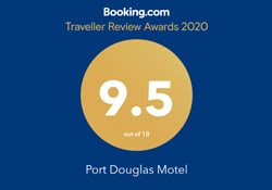Booking.com award 2020